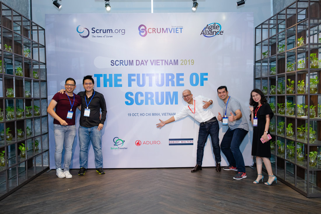 Scrum Day Vietnam 2019