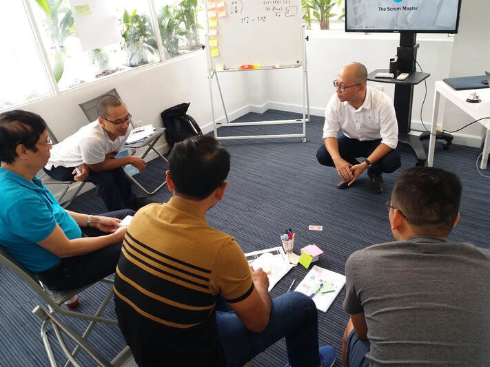 Lớp Professional Scrum Master (PSM) tháng 9 2019
