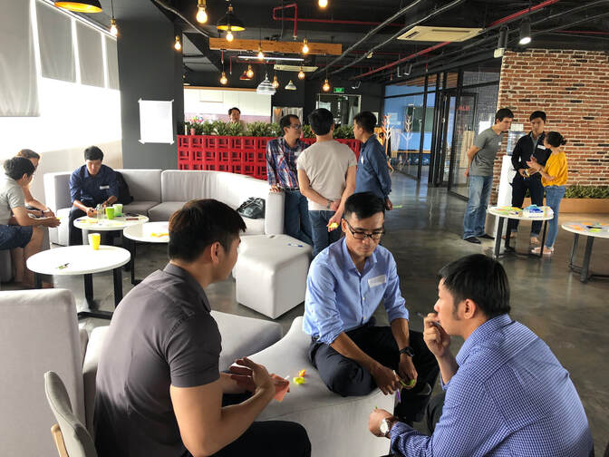 Meetup: Liberating Structures with Scrum