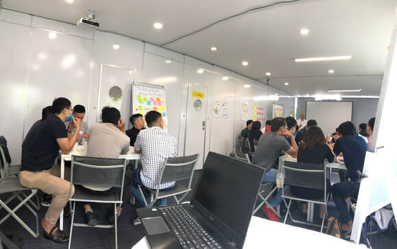 Professional Scrum Foundation tháng 12 2020